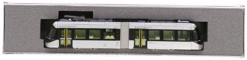 Nゲージ 14-802-2 富山市内電車環状線9002 セントラム 銀