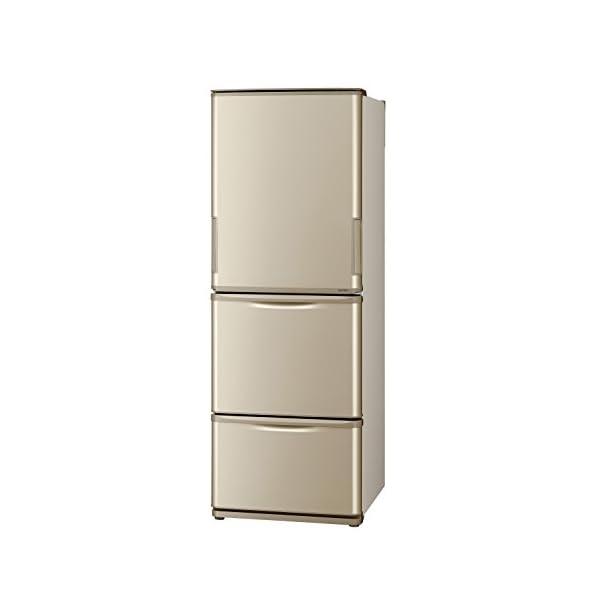 シャープ冷蔵庫どっちもドアタイプ 350Lタイプ...の商品画像