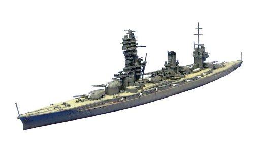 1/700 ウォーターライン 日本海軍戦艦 扶桑 1938