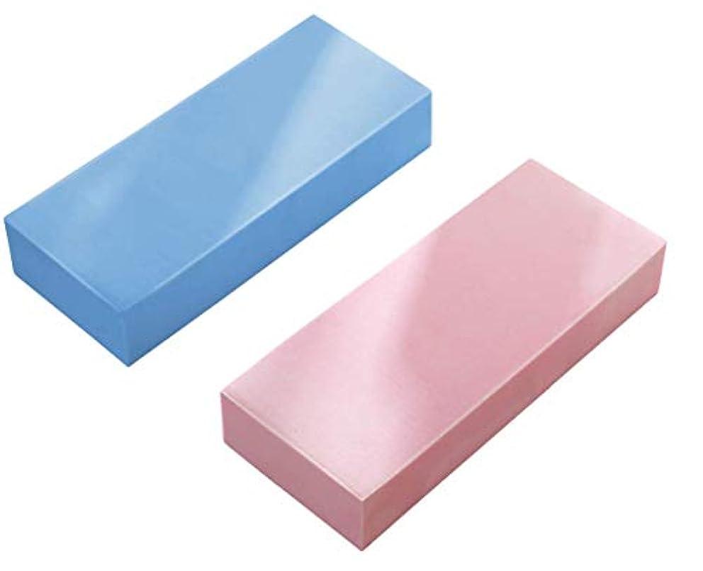 [ユリカー] あかすりスポンジ 毛穴清潔 角質除去 やわらか シャワーブラシ 入浴用品 バス用品 海綿 お風呂用 男女兼用 2枚セット 3枚セット セット1