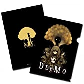 Deemo GOODS COLLECTION クリアファイル/A ブラック