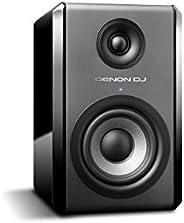 Denon DJ SM50 | Bi-Amplified Reference Monitor with Proximity Control and HF Trim, MF Boost, & LF Cutoff controls