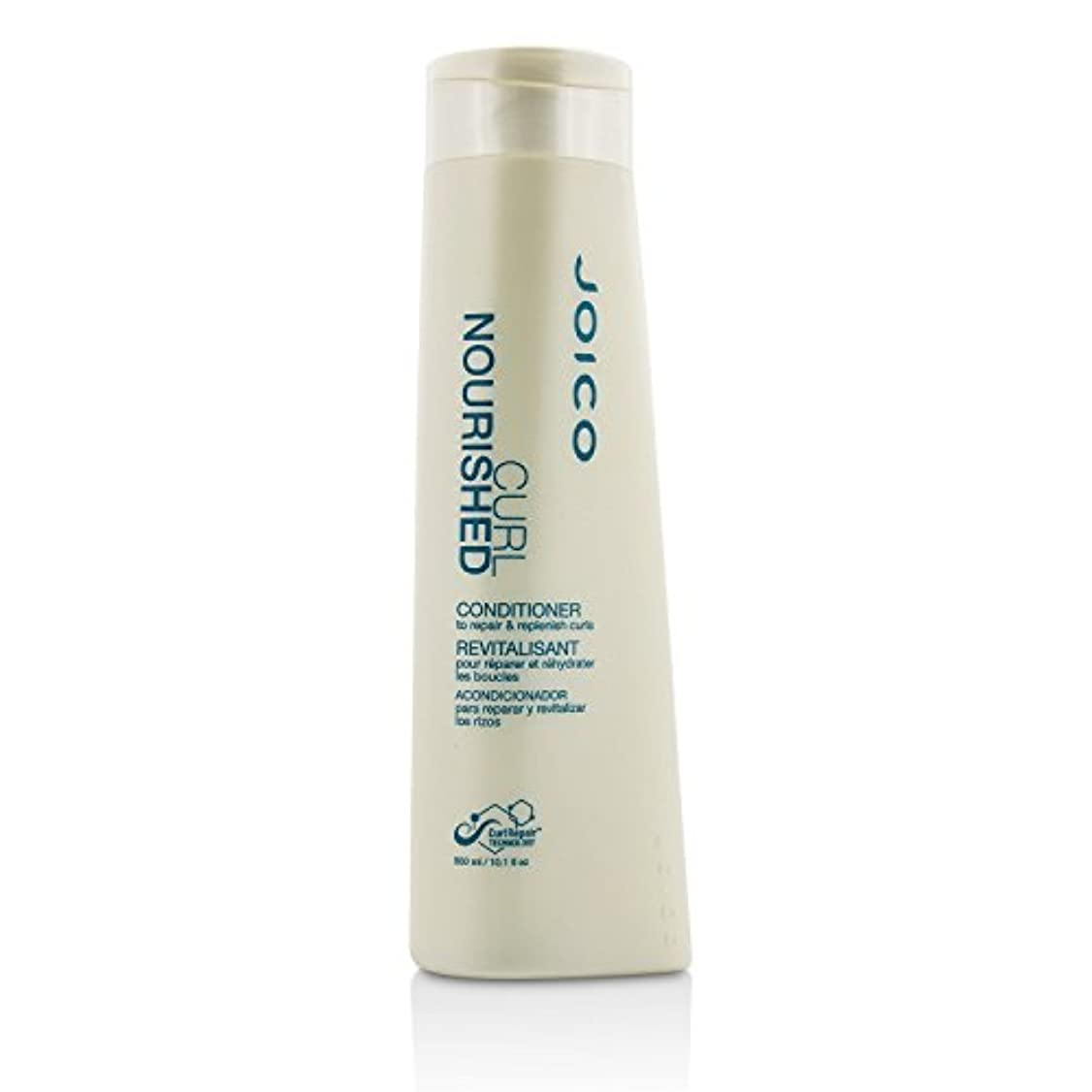 犯す知的レシピジョイコ Curl Nourished Conditioner (To Repair & Nourish Curls) 300ml/10.1oz並行輸入品