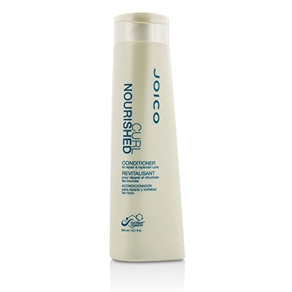 パースブラックボロウ空白生きるジョイコ Curl Nourished Conditioner (To Repair & Nourish Curls) 300ml/10.1oz並行輸入品