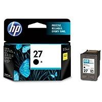 (まとめ) HP27 プリントカートリッジ 黒 C8727AA#003 1個 【×3セット】 〈簡易梱包