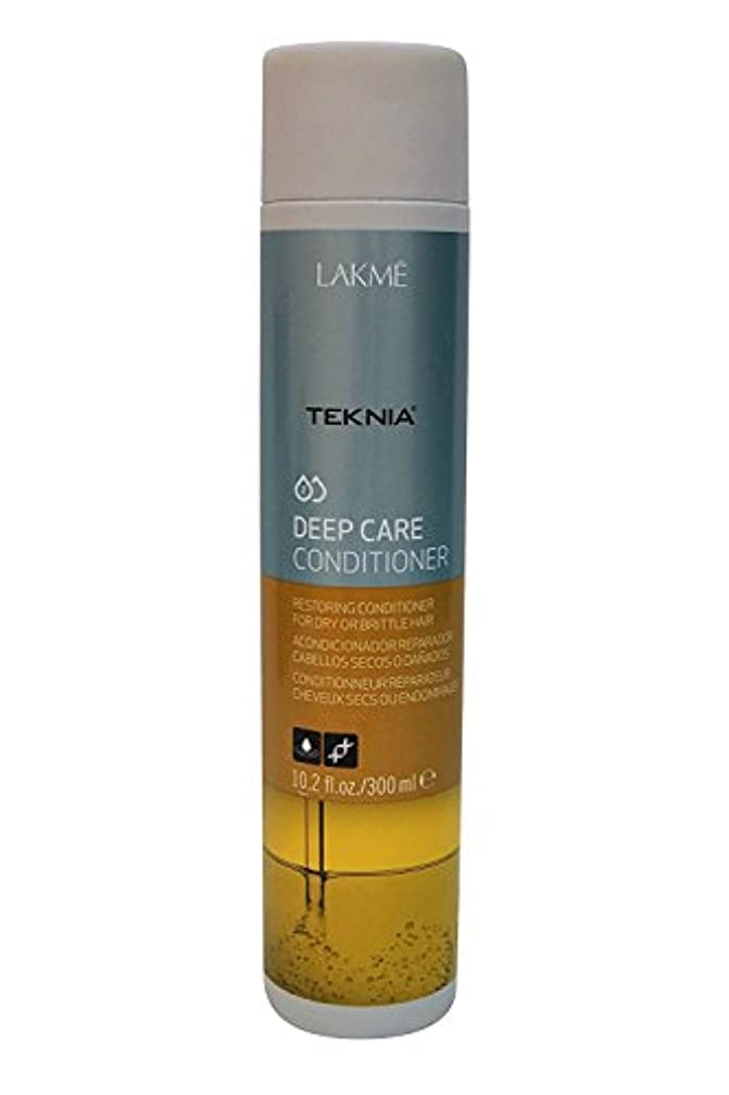 特別に百年取り消すLakme Teknia Deep Care Conditioner 10.2 Oz by Lakme