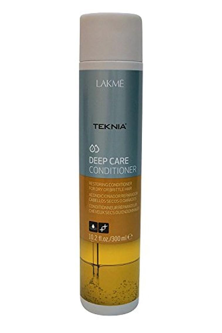 安全外出傑作Lakme Teknia Deep Care Conditioner 10.2 Oz by Lakme