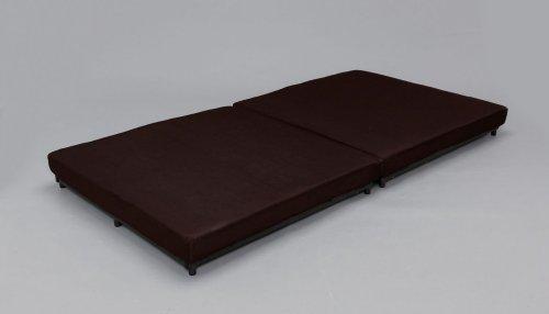 寝具 ベッド ソファ 4WAY ソファベッド 2つに分けても、使い方色々!!!! イス いす ソファ ローソファー 一人暮らし生活 インテリア ファブリック