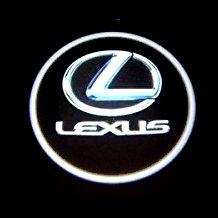 レクサス LEXUS カーテシ #014T LED レーザーロゴライト アンダースポット / ドアレーザーライト / カーテシライト 配線不要 / 純正交換タイプ  【適合車種】 LS460/600(USF/UVF4#) 2003-2012 IS250(GSE2#) 2006-2014 IS F(USE20)  RX350/450 2007-2014 10系HS250h 20系IS250/350/IS-F 2006-2014  【トヨタ純正品番 81230-48020 に対応】