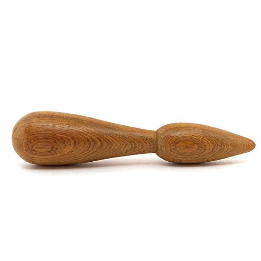 知り合い酔って記者ゴリゴリ 木製マッサージ棒