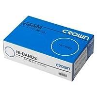クラウン ハイバンド 輪ゴム 箱入500g(正味重量) CR-BD220-5-AM 1箱