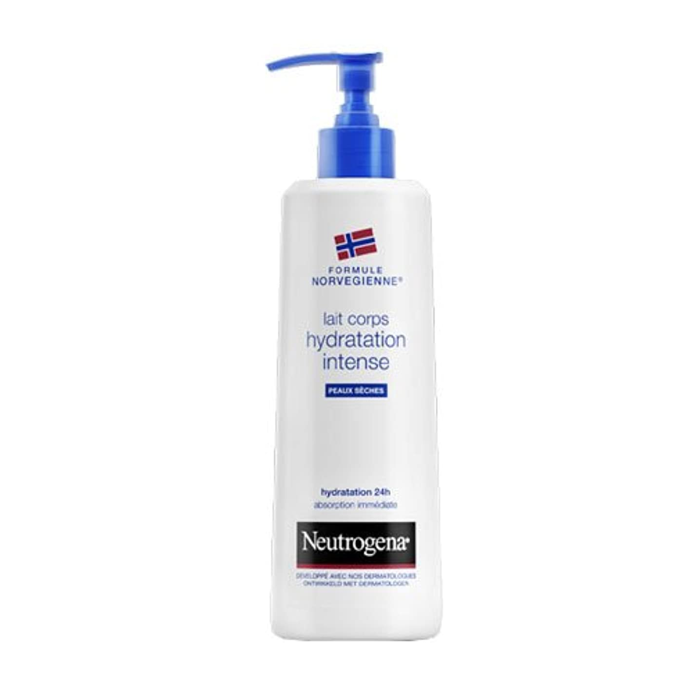 発表騒乱除去Neutrogena Body Lotion Dry Skin 750ml [並行輸入品]