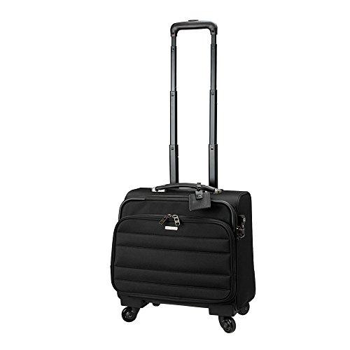 BERMAS スーツケース プFUNCTION GEAR PLUS ファンクションギアプラス ソフトキャリー 横型 4輪 23L