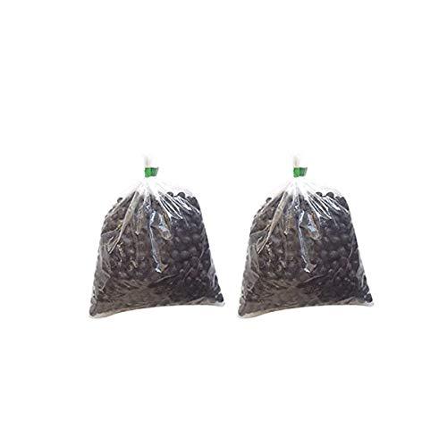 無農薬黒豆「渡部信一さんの黒豆(1kg×2個)」 無農薬・無化学肥料栽培30年の美味しい黒豆 渡部信一さんは北海道・大雪山の麓で化学薬品とは無縁の農業を営んでいる生産者