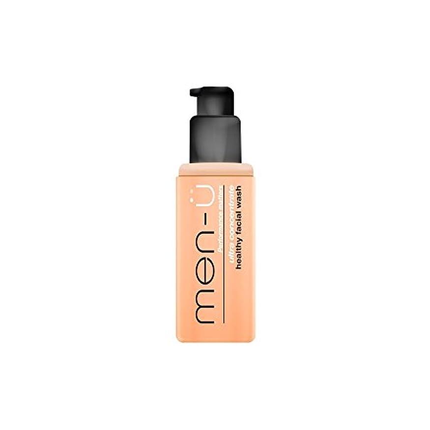 緩やかな口述エネルギーMen-? Healthy Facial Wash (100ml) - 男性-?健康洗顔料(100ミリリットル) [並行輸入品]
