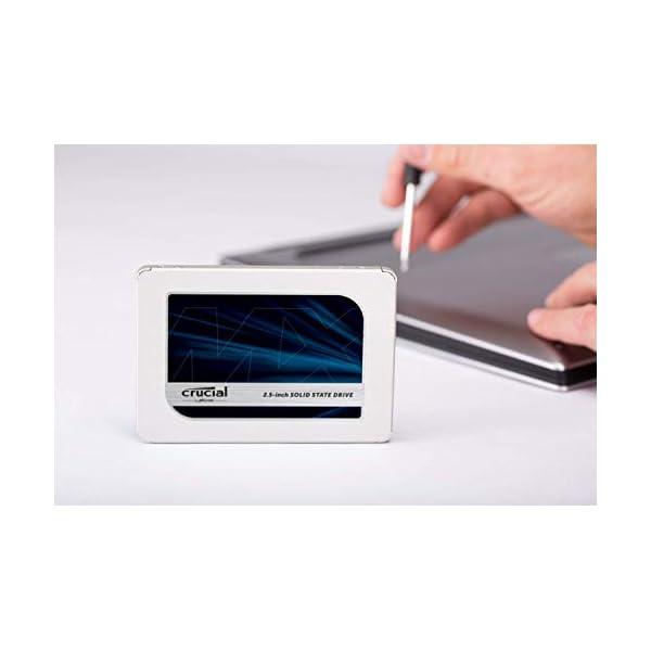 Crucial SSD 1000GB 7mm...の紹介画像11