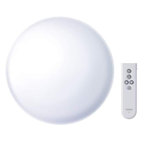 ルミナス LEDシーリングライト ~6畳 調光 10段階 AM-T32DX