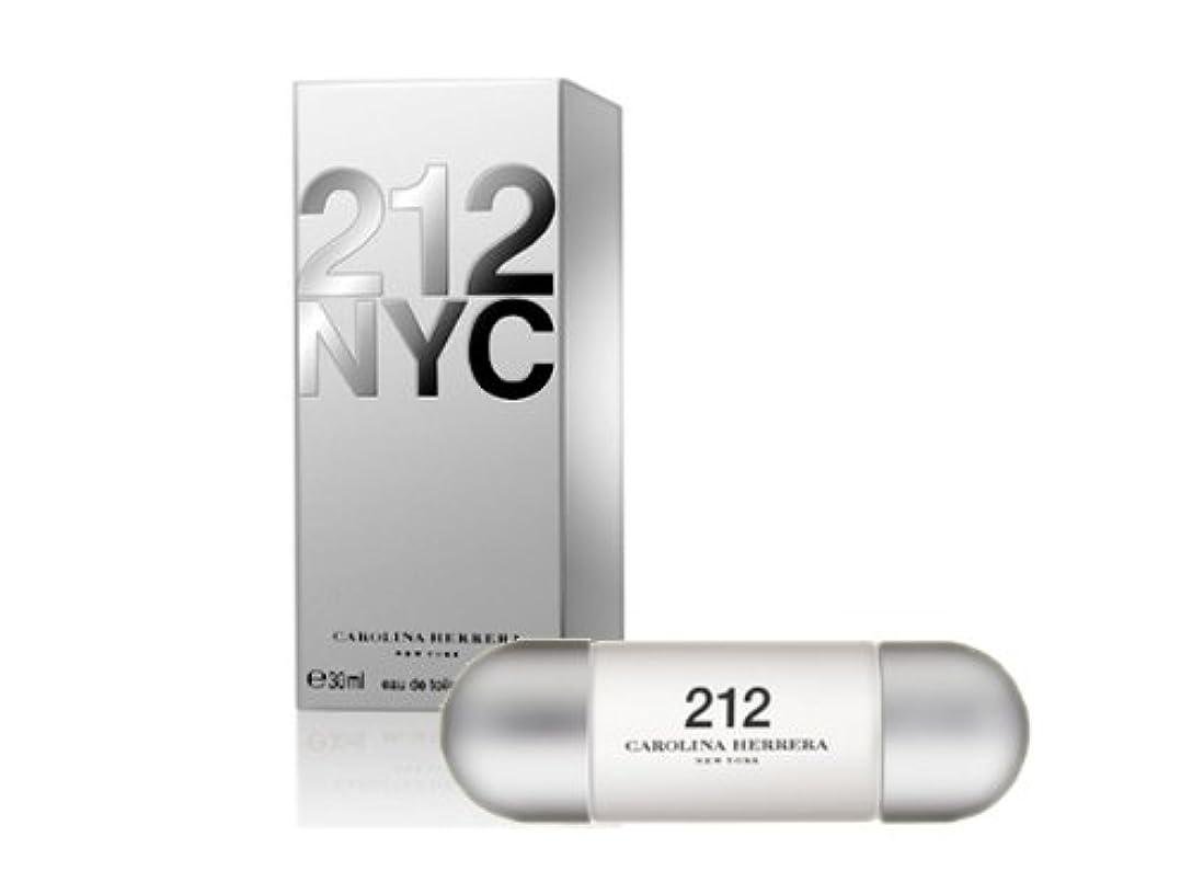 ソフトウェア自動的に恥キャロライナヘレラ 212 30ml レディース 香水 212EDT30 CAROLINA HERRERA (並行輸入品)