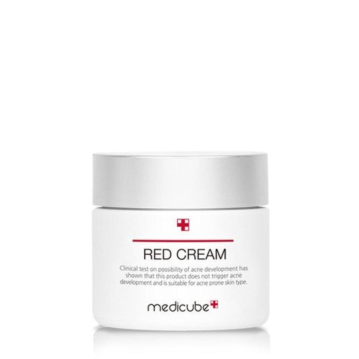 脈拍蒸留傑作[Medicube]メディキューブ レッドクリーム 50ml / Medicube Red Cream 50ml / 正品?海外直送商品 [並行輸入品]