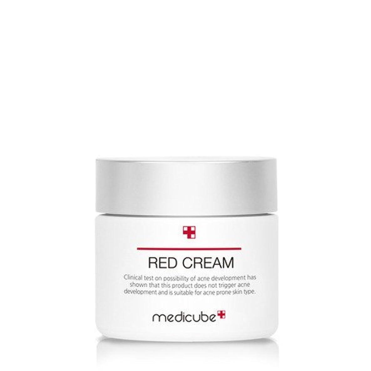 頂点病気アフリカ人[Medicube]メディキューブ レッドクリーム 50ml / Medicube Red Cream 50ml / 正品?海外直送商品 [並行輸入品]