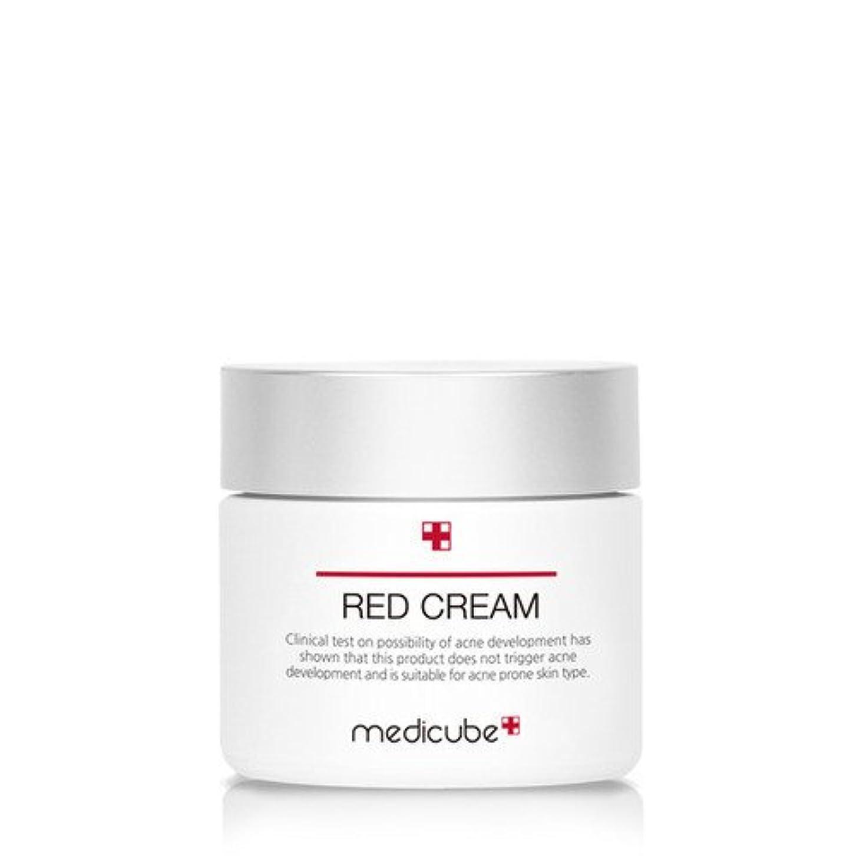 セント若い良性[Medicube]メディキューブ レッドクリーム 50ml / Medicube Red Cream 50ml / 正品?海外直送商品 [並行輸入品]
