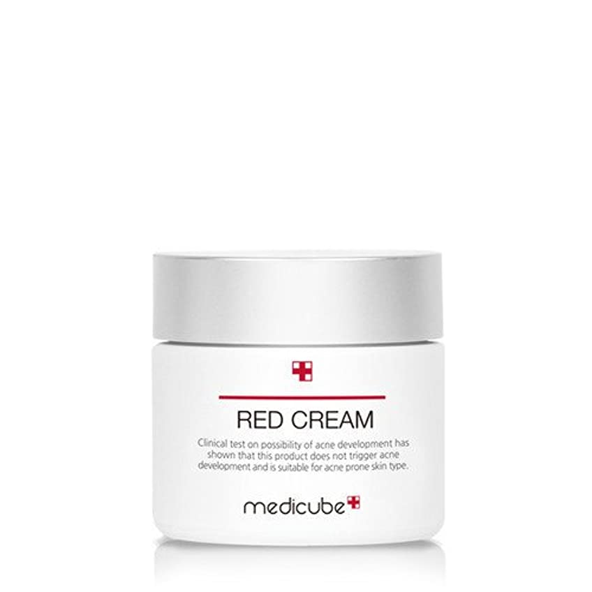 [Medicube]メディキューブ レッドクリーム 50ml / Medicube Red Cream 50ml / 正品?海外直送商品 [並行輸入品]