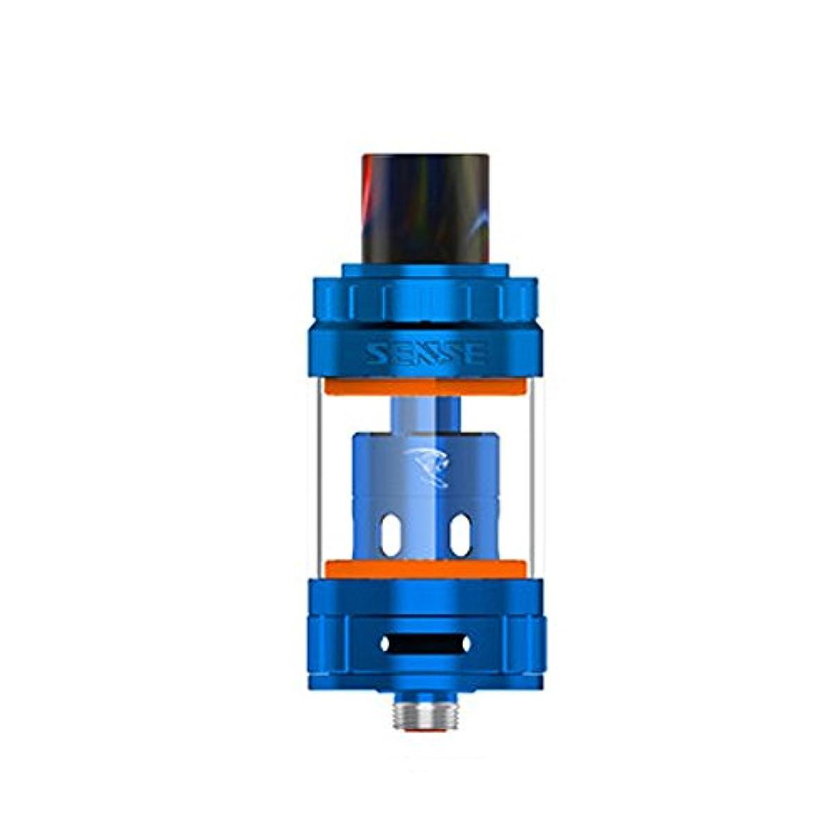 サービステザー委任するSense Herakles III 24 tank センス 三代 タンク 電子タバコ アトマイザー Sense Arrow kit対応(ブルー)