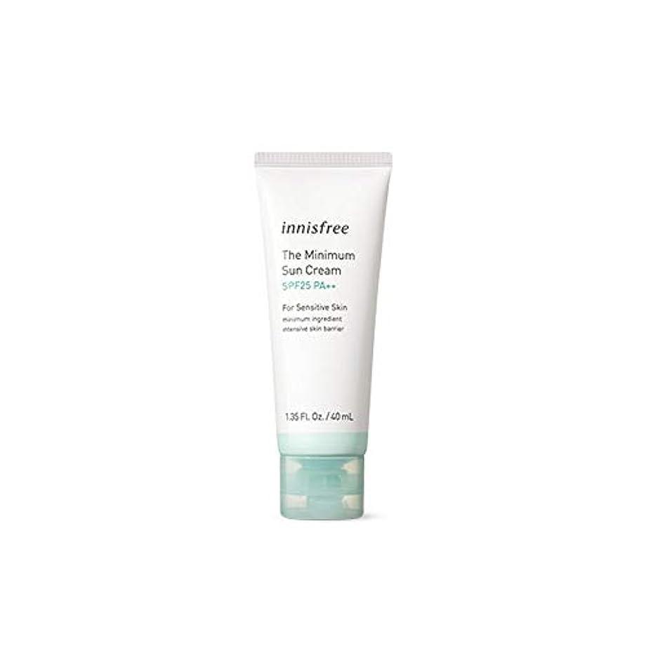 歴史的ラベンダーバリア[イニスフリー] Innisfree ザ·ミニマムサンクリーム(SPF25PA ++ 40ml) Innisfree The Minimum Sun Cream (SPF25PA++40ml)  [海外直送品]