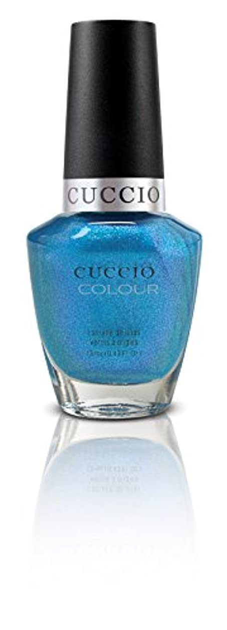 肌寒いやめるレディCuccio Colour Gloss Lacquer - Roller Skate! - 0.43oz / 13ml