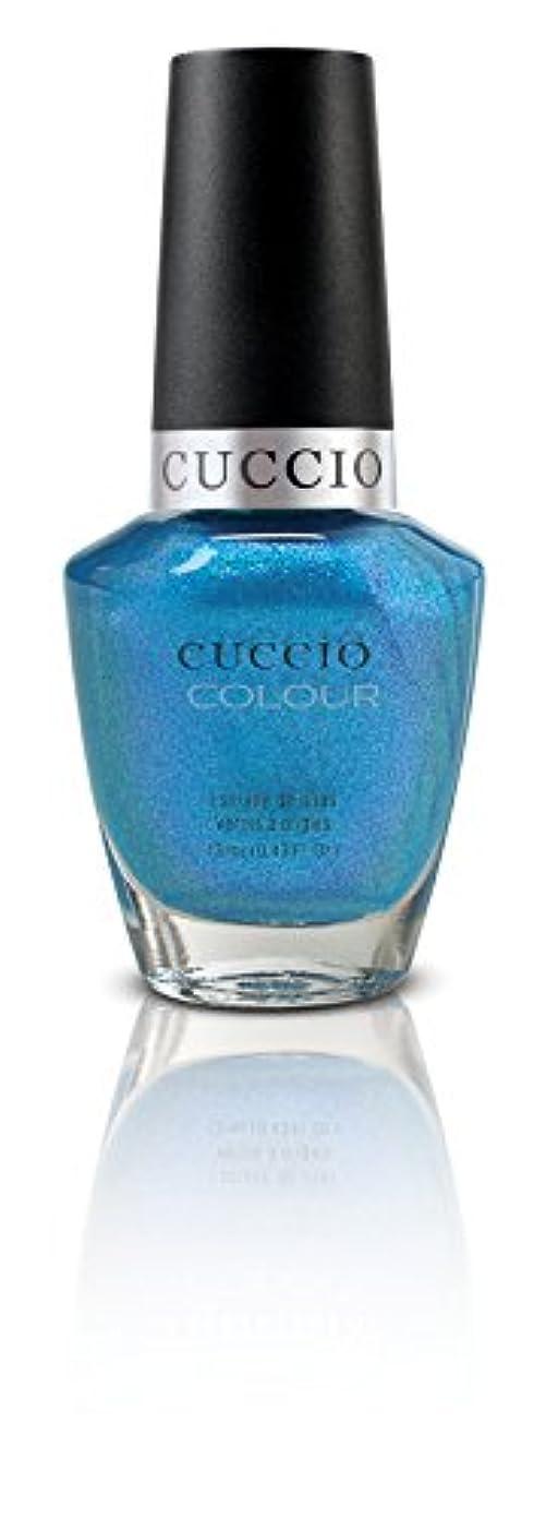 誤解を招くタイト抵当Cuccio Colour Gloss Lacquer - Roller Skate! - 0.43oz / 13ml