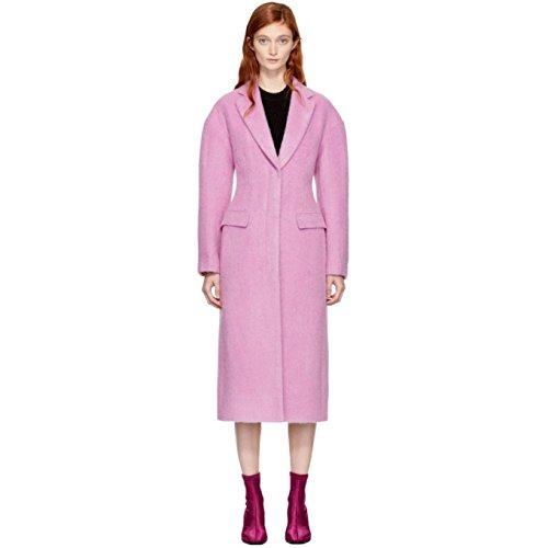 (スリーワン フィリップ リム) 3.1 Phillip Lim レディース アウター コート Pink Long Tailored Coat [並行輸入品]