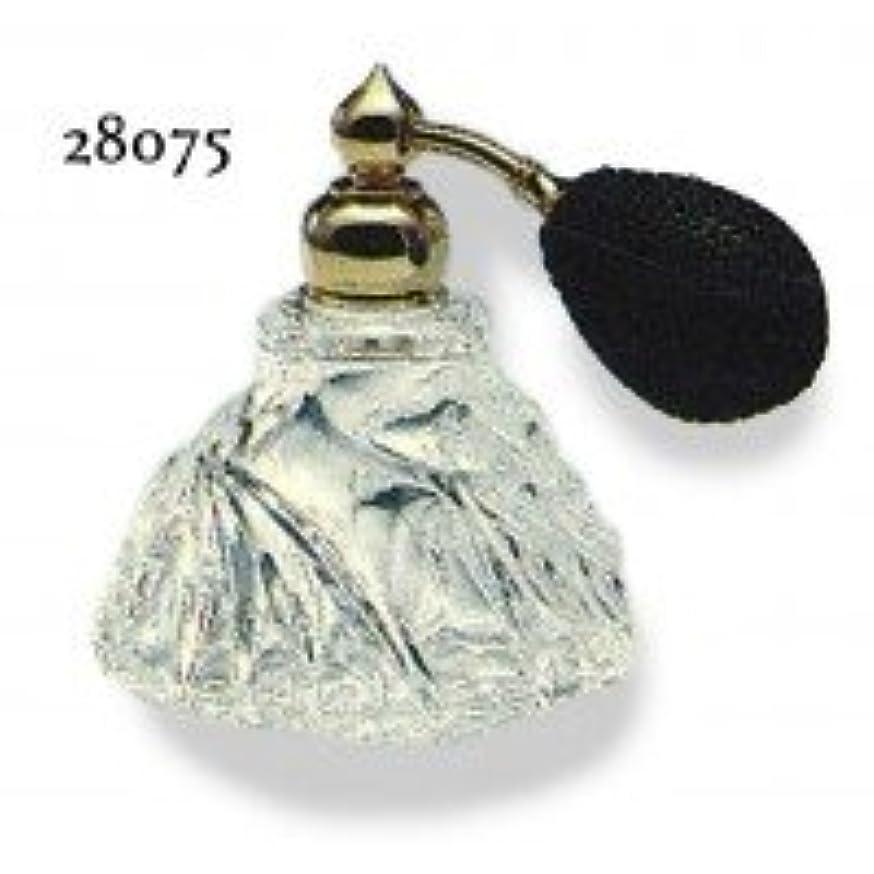 郵便局飛行機影響力のあるドイツ製クリスタル香水瓶リードクリスタル 長