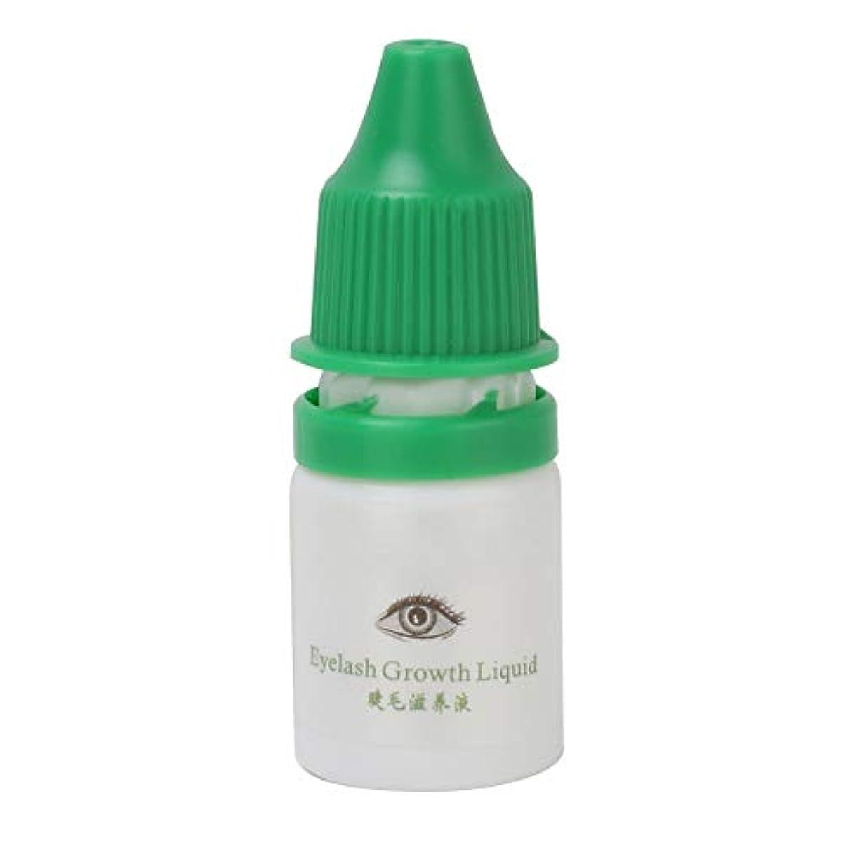 人道的抽選ファセットまつげ栄養のある美容液(まつげ - グリーン)