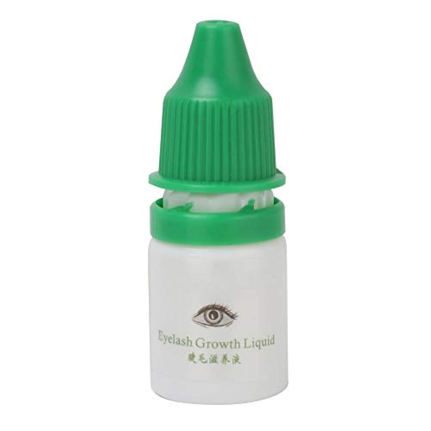 急流やるラフ睡眠まつげ栄養のある美容液(まつげ - グリーン)