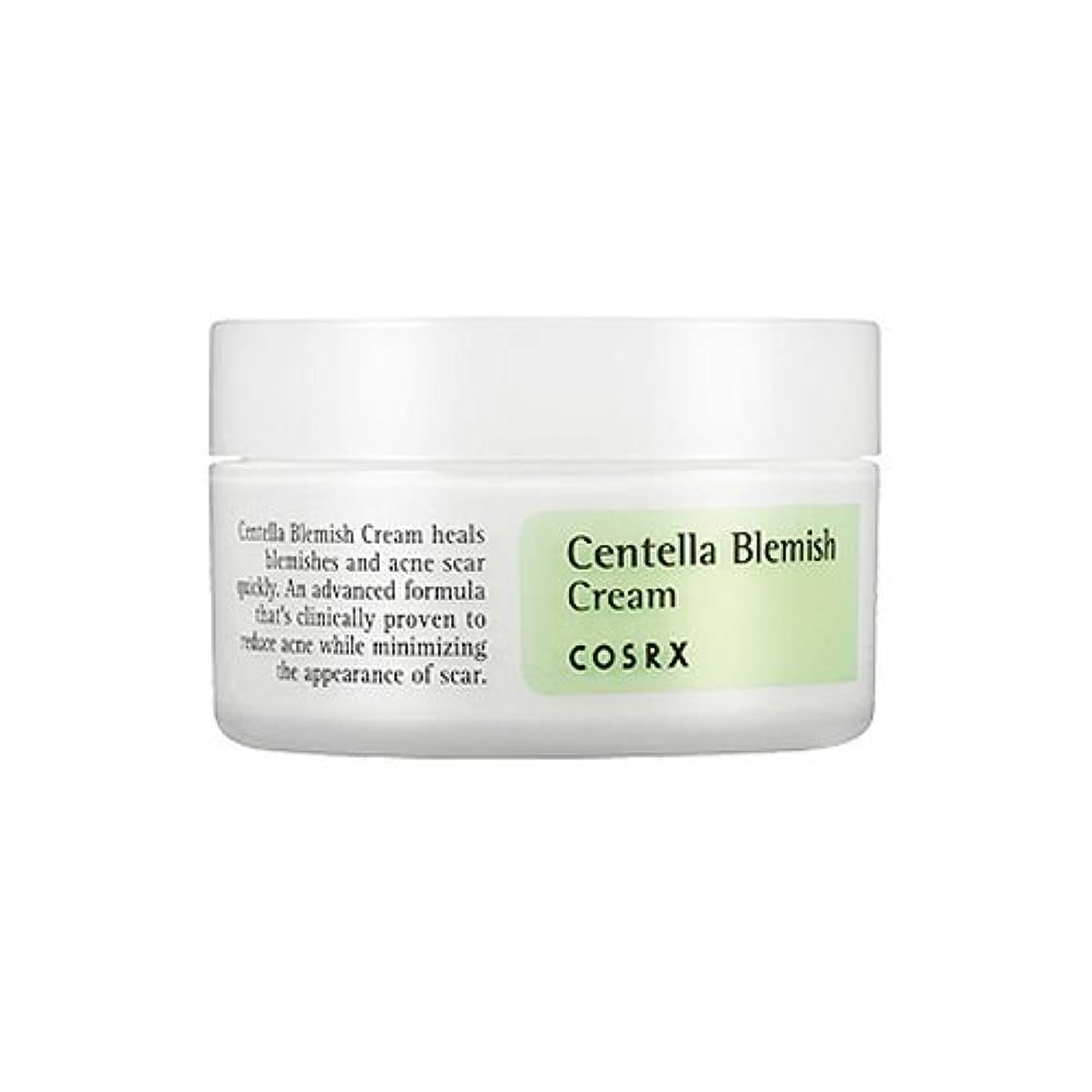 地震ブリーク誘惑する(6 Pack) COSRX Centella Blemish Cream (並行輸入品)
