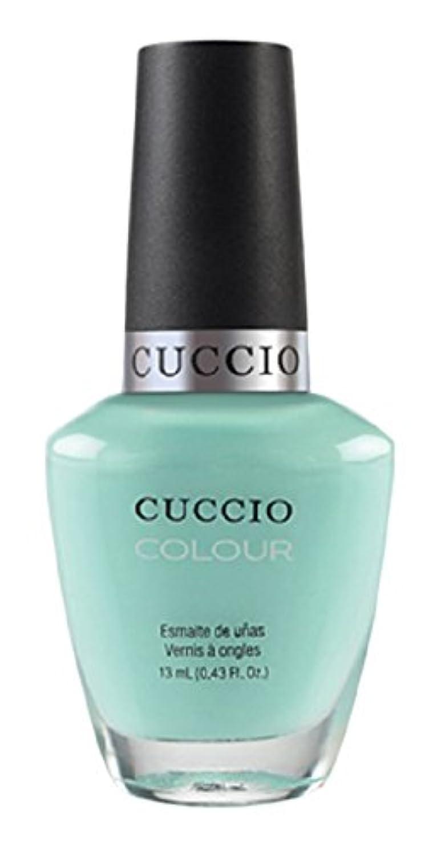 柔らかさシンポジウム幼児Cuccio Colour Gloss Lacquer - Breakfast in NYC - 0.43oz / 13ml
