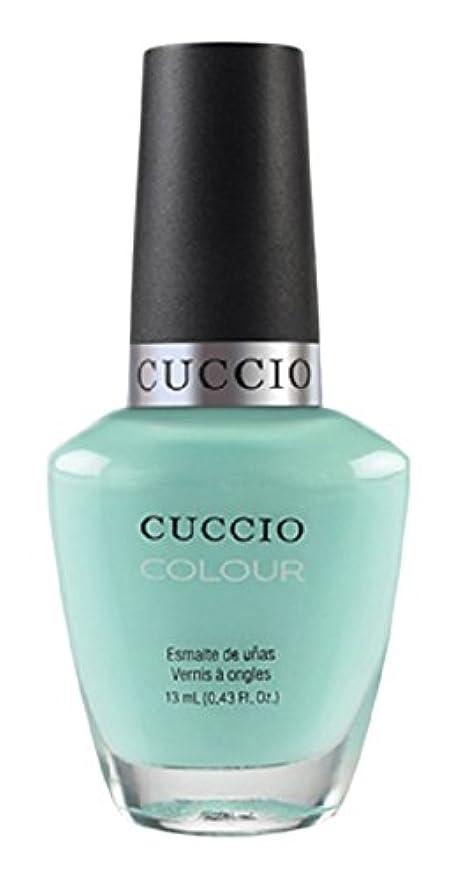 ズームインするアンペア円形のCuccio Colour Gloss Lacquer - Breakfast in NYC - 0.43oz / 13ml