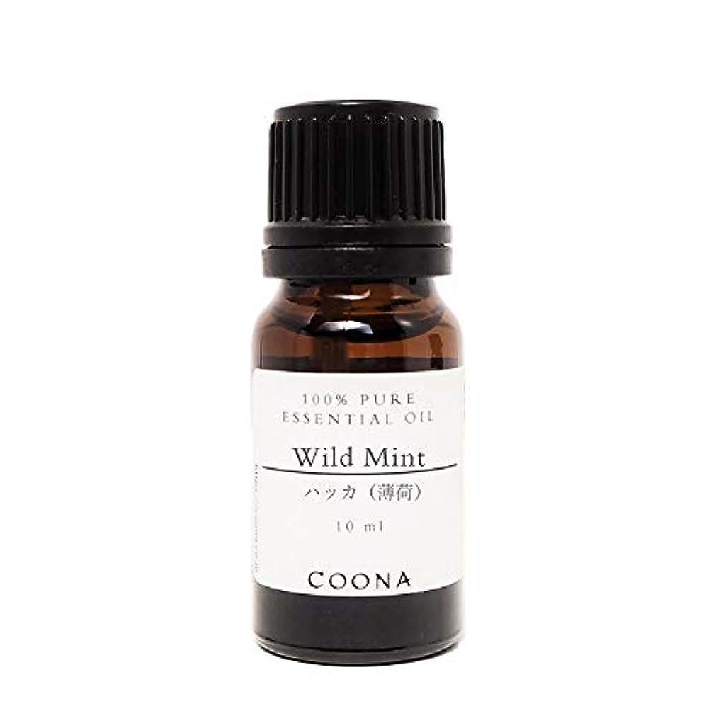 庭園回路プレーヤーハッカ (薄荷) 10 ml (COONA エッセンシャルオイル アロマオイル 100%天然植物精油)