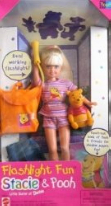 バービー STACIE Flashlight Fun Stacie Pooh (1997) 131002fnp [並行輸入品]