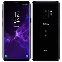 SAMSUNG 【SIMロック解除済】au Galaxy S9 SCV38 Midnight Black