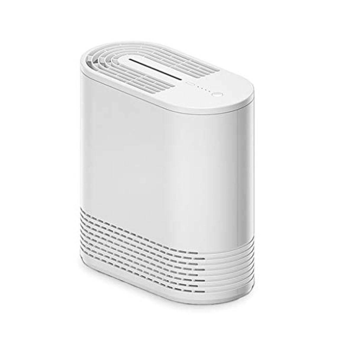 凍結掃除誇張するビズアイ 空気清浄機ミニほこりを取り除くためにミニ喫煙デスクトップ内務省削除煙、ほこり、臭気、ヘイズ、ヘイズのシンプルで簡単な、ホワイト エアフィルター清浄機 (Size : 280 x145x290 mm)