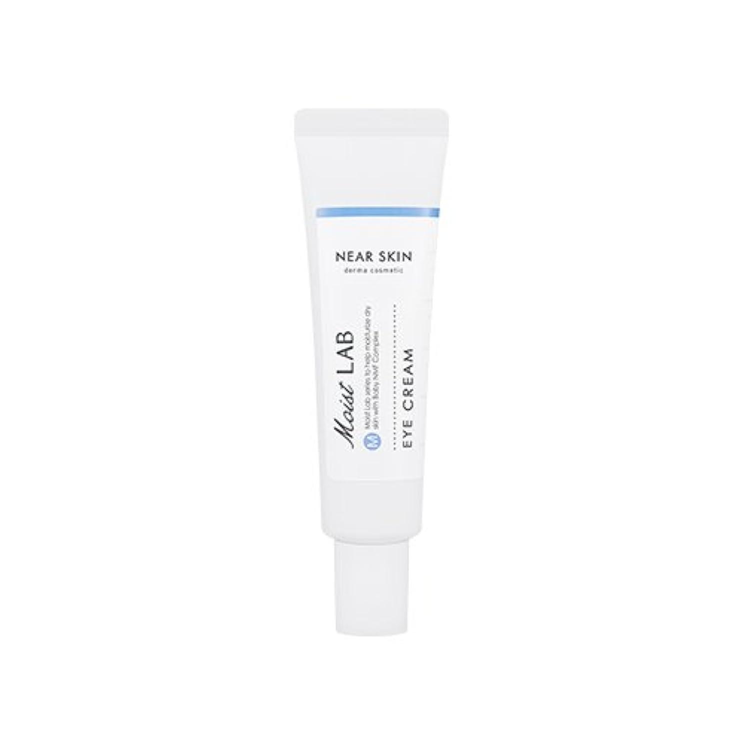 ペパーミント味方持ってるMISSHA NEAR SKIN Derma Cosmetic Moist LAB (Eye Cream) / ミシャ ニアスキン ダーマコスメティックモイストラボ アイクリーム 30ml [並行輸入品]