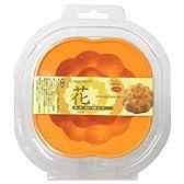 シリコン製菓用品 カップケーキ型 花 ローズ SIL-57