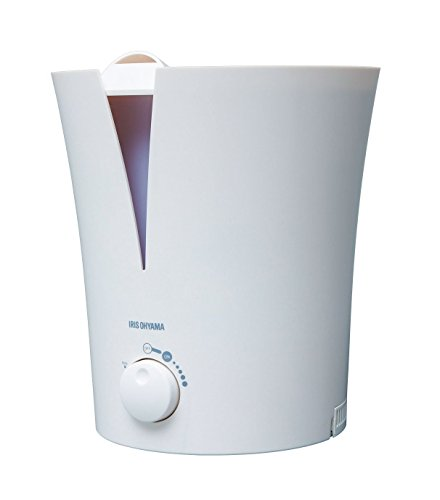 アイリスオーヤマ 加湿器 超音波式 アロマ対応 ホワイト UHM-300P-W