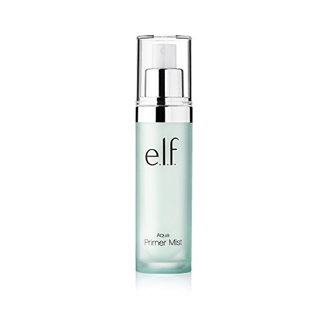 メーター確率親愛な(3 Pack) e.l.f. Aqua Beauty Primer Mist (並行輸入品)