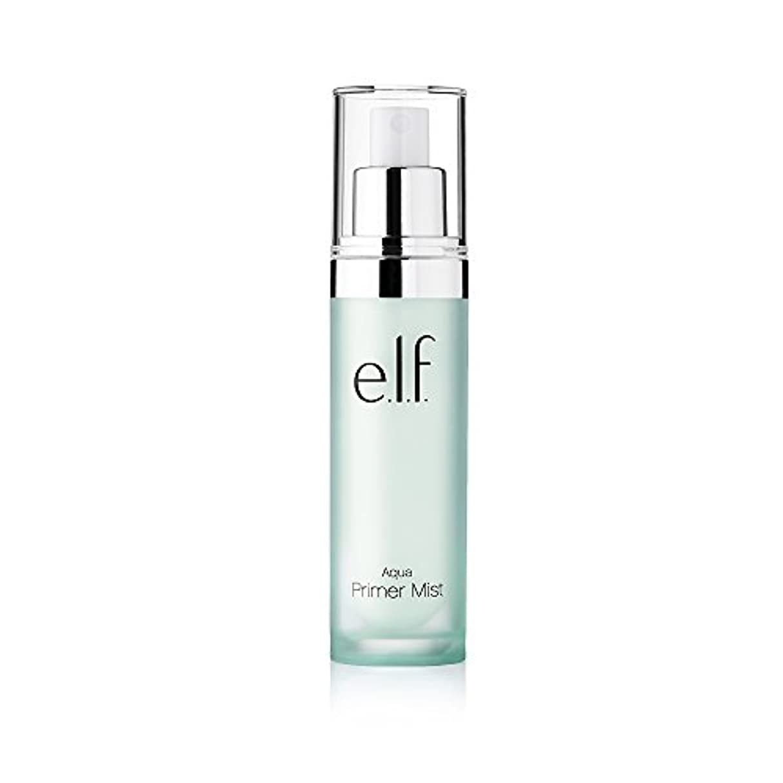 抹消始める増幅(3 Pack) e.l.f. Aqua Beauty Primer Mist (並行輸入品)