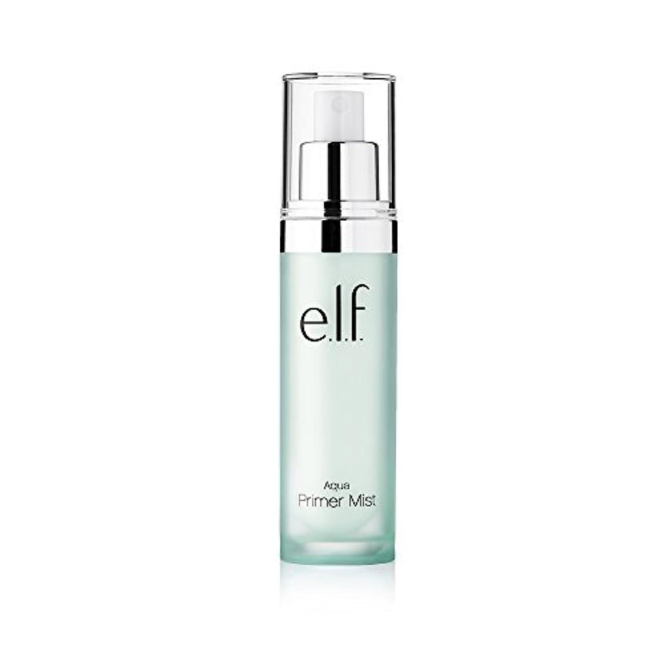 どうしたの階下フリッパー(3 Pack) e.l.f. Aqua Beauty Primer Mist (並行輸入品)