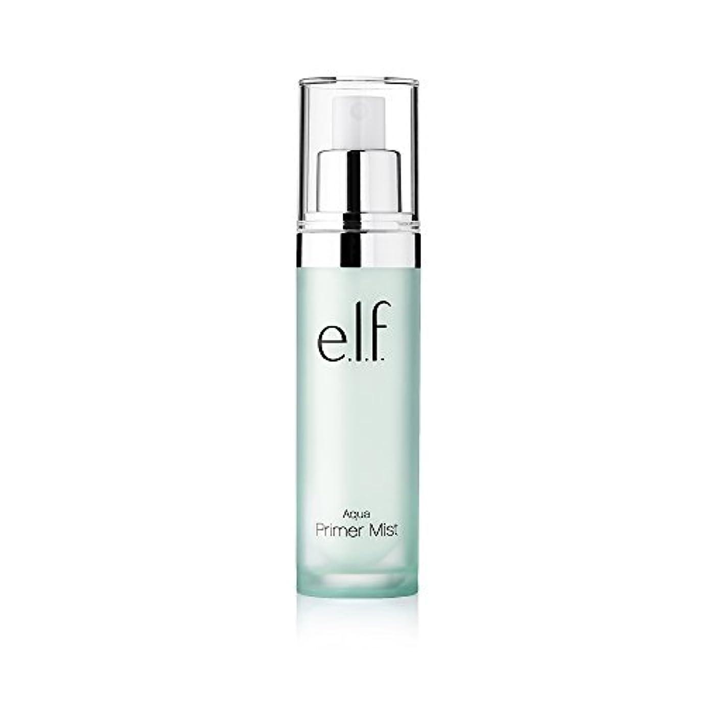 従事するドラゴン称賛(6 Pack) e.l.f. Aqua Beauty Primer Mist (並行輸入品)
