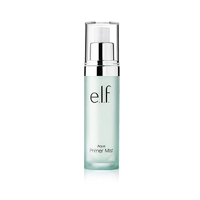 熱意区画失望させる(3 Pack) e.l.f. Aqua Beauty Primer Mist (並行輸入品)