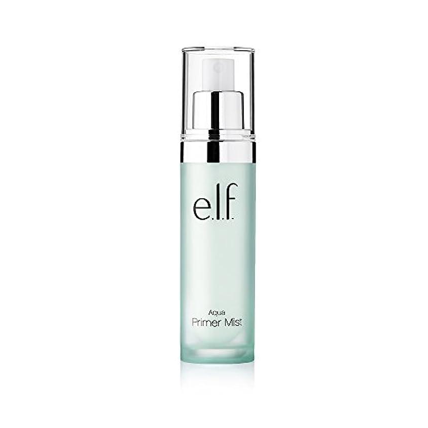 救援続ける極地(6 Pack) e.l.f. Aqua Beauty Primer Mist (並行輸入品)